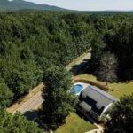 9 Twin Oaks Aerial